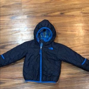 Toddler north face reversible jacket.  Size 2T